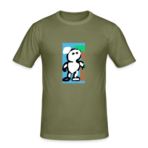 My_picture_15e3a009-de4e-43d4-8b17-af4a63f89127 - slim fit T-shirt