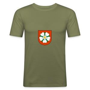 Koszulka Fordon - Obcisła koszulka męska