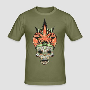 Weed Mitra - Men's Slim Fit T-Shirt