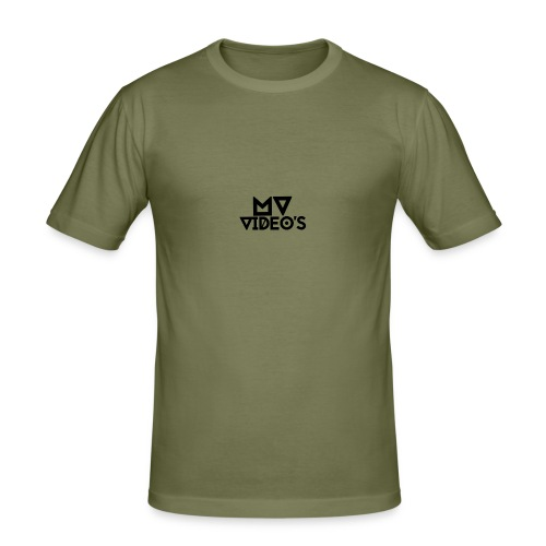 mw video's t-shirt - slim fit T-shirt