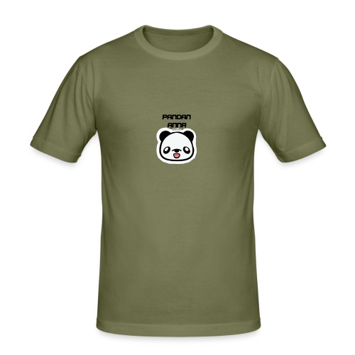 PandanAnna´s BaseSer - Slim Fit T-shirt herr