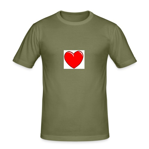 Love shirts - slim fit T-shirt
