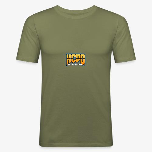 KCDQ , v1.0 , - T-shirt près du corps Homme