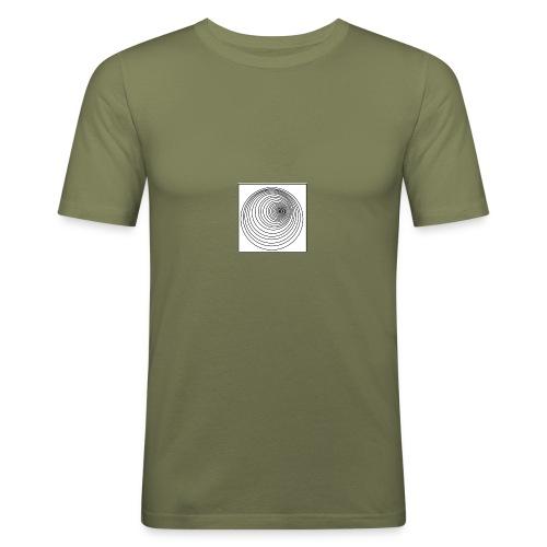 Fond - T-shirt près du corps Homme