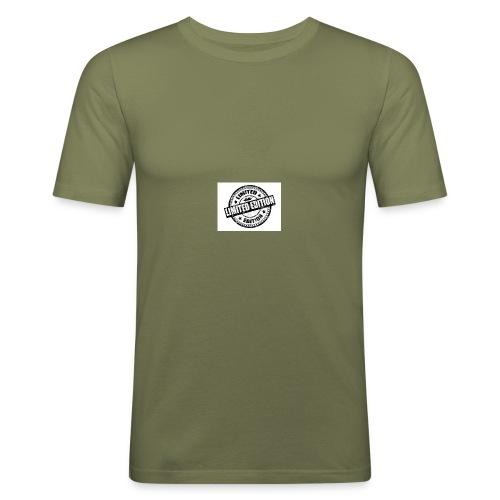 Limited_Edition - Männer Slim Fit T-Shirt