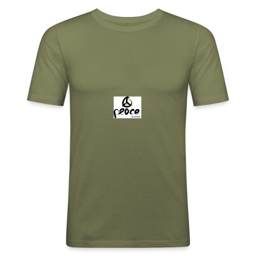 recordzz-Prod - Männer Slim Fit T-Shirt