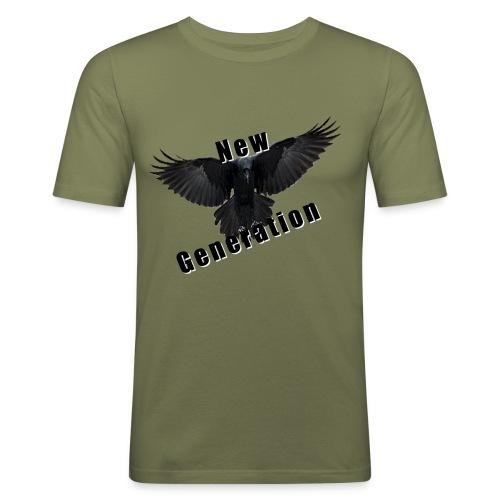 new generation - slim fit T-shirt