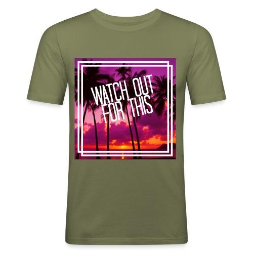 Camiseta WOFT - Camiseta ajustada hombre