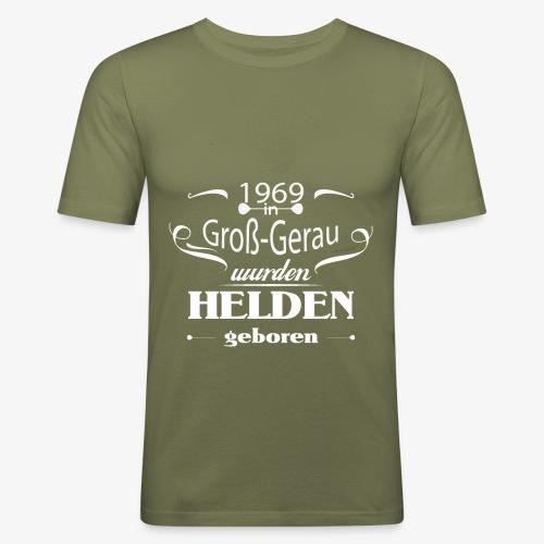 Gross Gerau 1969 - Männer Slim Fit T-Shirt