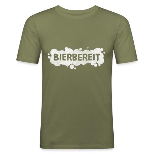 Bierbereit I - Männer Slim Fit T-Shirt