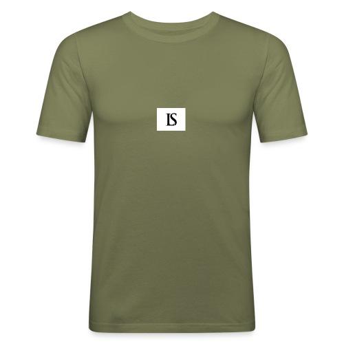 Leopard Service Shop - Maglietta aderente da uomo