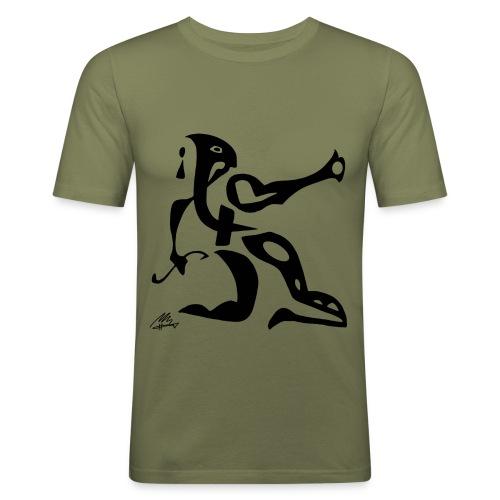 The Sphinx - Herre Slim Fit T-Shirt