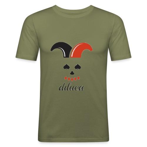 diluca's clown - slim fit T-shirt