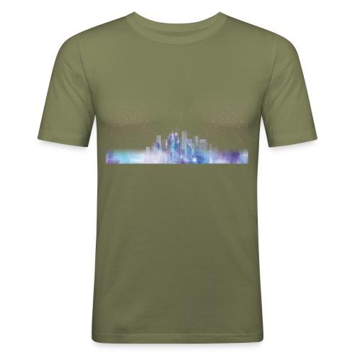Down Town Collection 2018 - T-shirt près du corps Homme