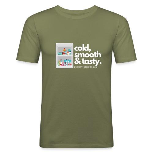 Nachtapotheker2018 Stash - slim fit T-shirt