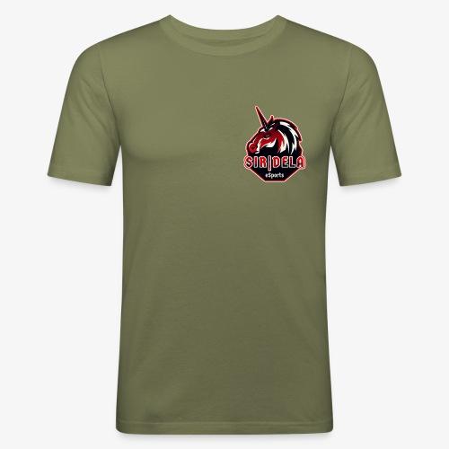 Wildes Einhorn - Männer Slim Fit T-Shirt