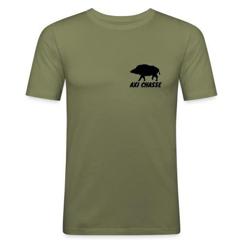 AXI Chasse - T-shirt près du corps Homme