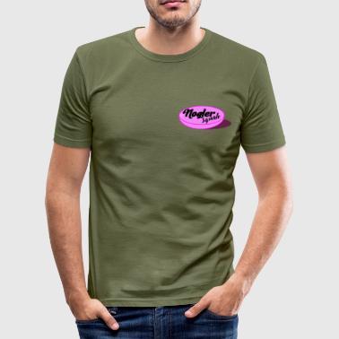 sæbe te - Herre Slim Fit T-Shirt