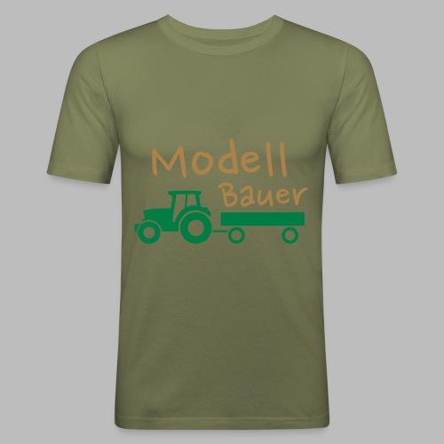 Modellbauer - Modell Bauer - Männer Slim Fit T-Shirt