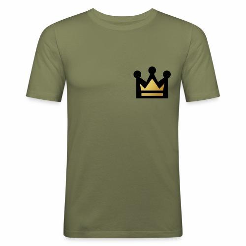 K1NG - Men's Slim Fit T-Shirt