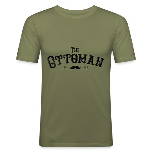 theottoman - Männer Slim Fit T-Shirt