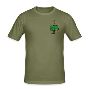 TREE OF FRUIT - Männer Slim Fit T-Shirt