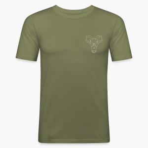 Rat's Head - slim fit T-shirt