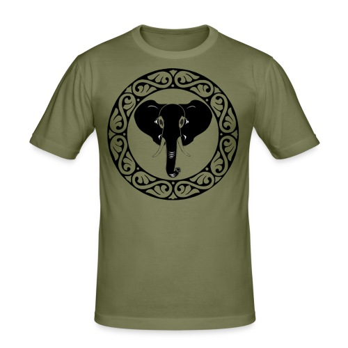 1st Edition SAFARI NETWORK - Men's Slim Fit T-Shirt