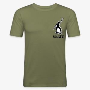 skate - slim fit T-shirt
