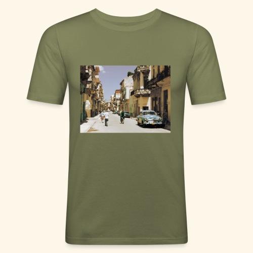Havana Club - T-shirt près du corps Homme