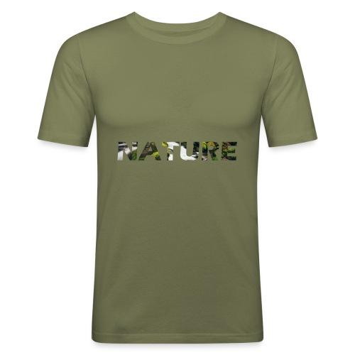Nature - slim fit T-shirt