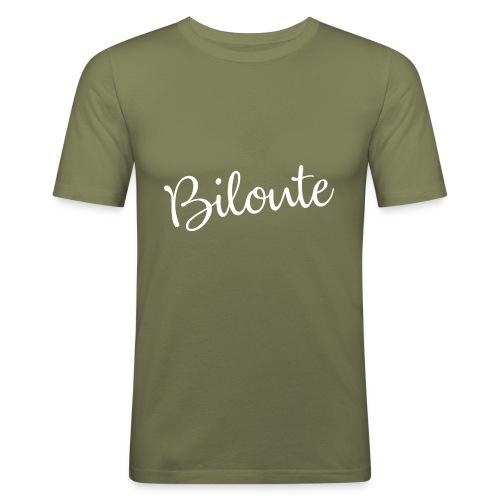 Aubstd Biloute - T-shirt près du corps Homme