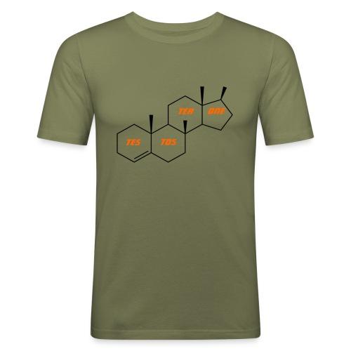 Testosterone T Shirt, Testosterone Hoodie, Gift, - Men's Slim Fit T-Shirt