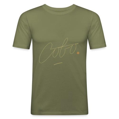 cObo - T-shirt près du corps Homme