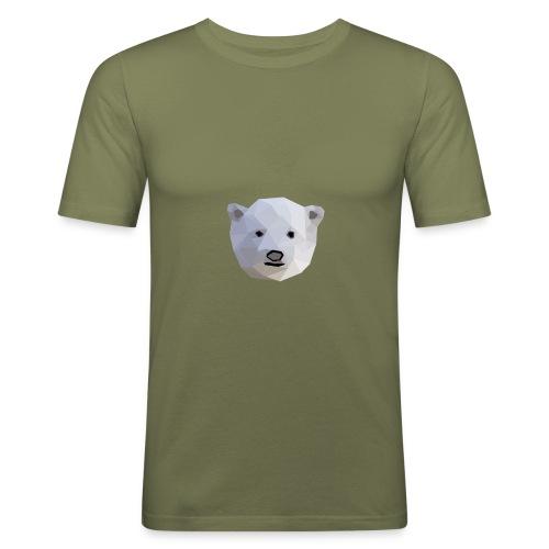 ResQ ICECOLD - Männer Slim Fit T-Shirt