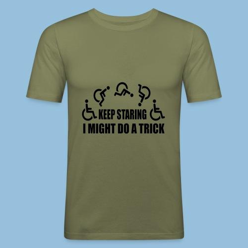 Mightdoatrick1 - slim fit T-shirt