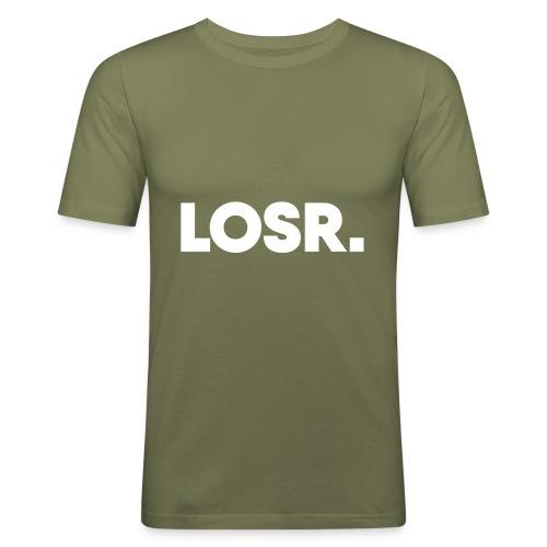 LOSR. 37A - Men's Slim Fit T-Shirt
