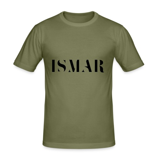 ISMAR Limited Edition - Men's Slim Fit T-Shirt