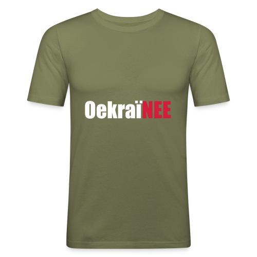 Oekraine Hoodie - slim fit T-shirt