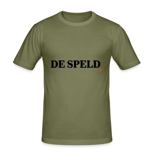 De Speld - slim fit T-shirt