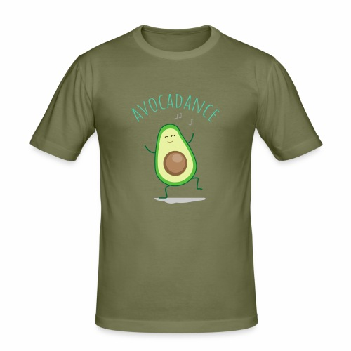 AvocadoTime - AVOCADANCE - slim fit T-shirt