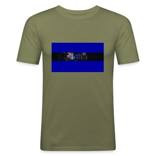 QBWGang - Männer Slim Fit T-Shirt