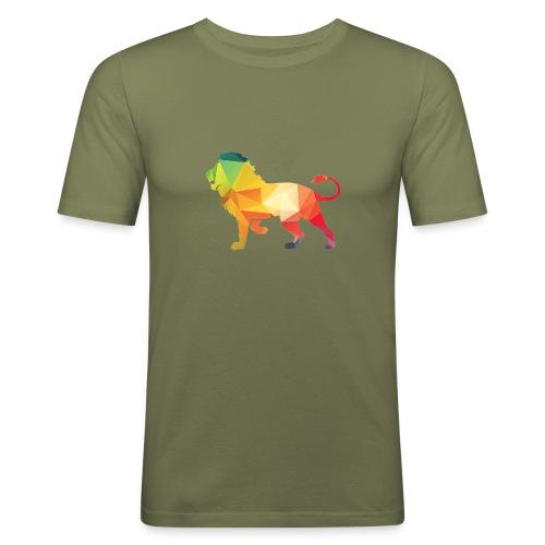 lion - slim fit T-shirt