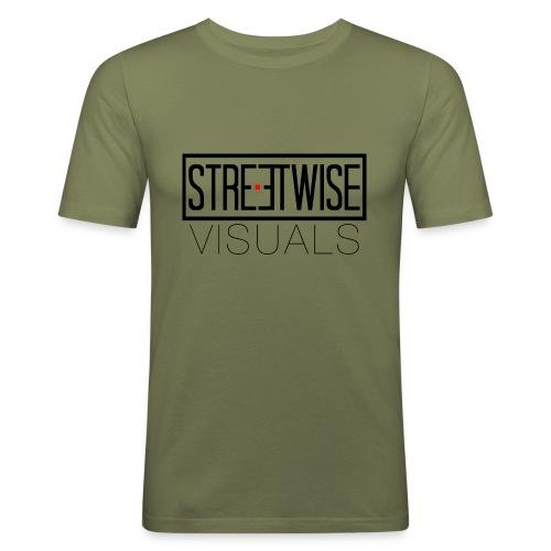 Streetwise Visuals | LONGFIT - slim fit T-shirt