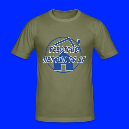 Simpel logo - slim fit T-shirt