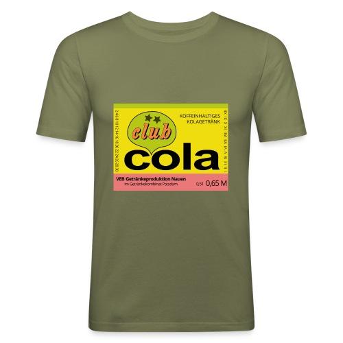 VEB Getränkeproduktion Nauen - Männer Slim Fit T-Shirt