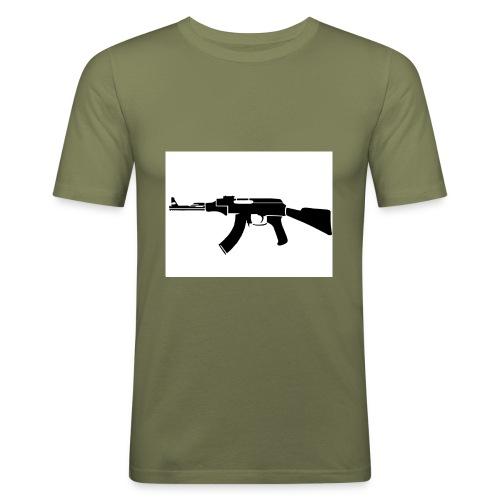 ak47 - Slim Fit T-shirt herr