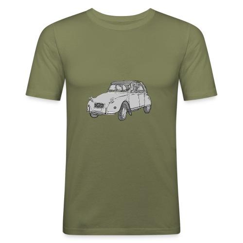 Ma Deuch est fantastique - T-shirt près du corps Homme