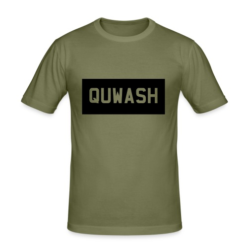 QUWASH - slim fit T-shirt