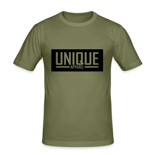 unique - Männer Slim Fit T-Shirt